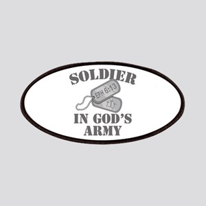 Soldier God's Army Patch