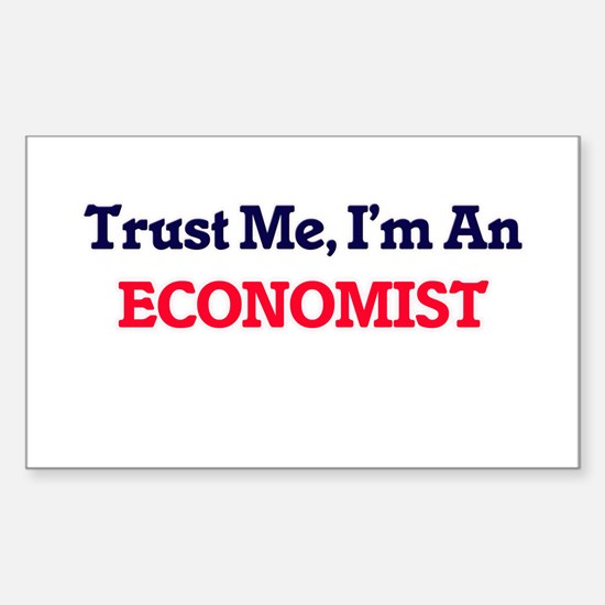 Trust me, I'm an Economist Decal
