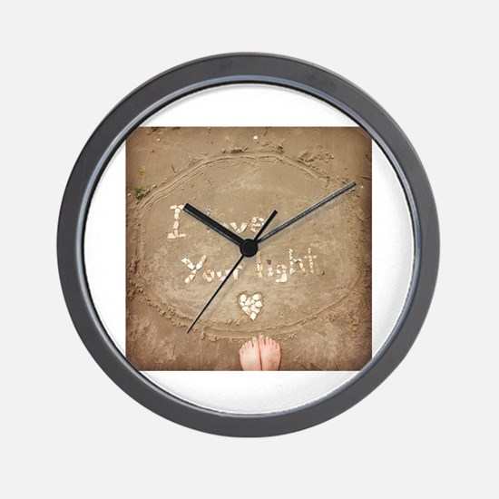 Funny Broadway musicals Wall Clock