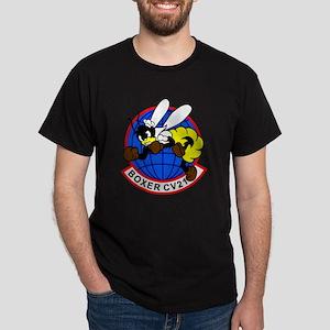 USS Boxer CV-21 Dark T-Shirt