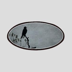 Majestic Crow Patch