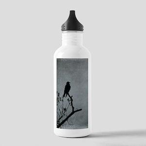 Majestic Crow Water Bottle