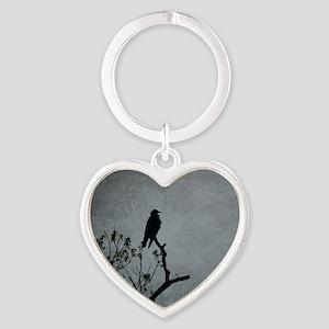 Majestic Crow Keychains