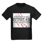 Outpost #31 Kids Dark T-Shirt