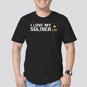 U.S. Army: I Love My Soldier T-Shirt