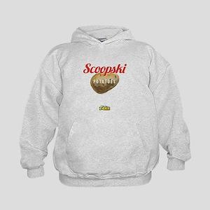 Scoopski potatoes Sweatshirt