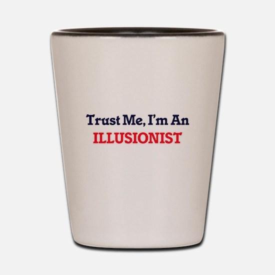 Trust me, I'm an Illusionist Shot Glass