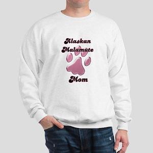 Malamute Mom3 Sweatshirt
