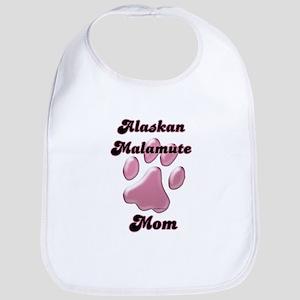 Malamute Mom3 Bib