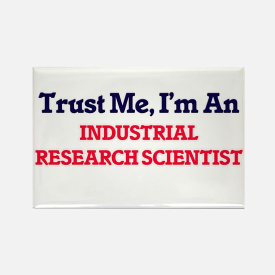 Trust me, I'm an Industrial Research Scien Magnets