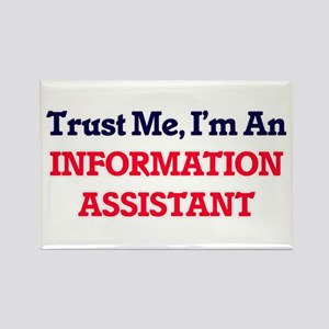 Trust me, I'm an Information Assistant Magnets