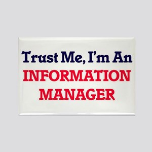 Trust me, I'm an Information Manager Magnets