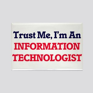 Trust me, I'm an Information Technologist Magnets