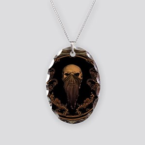 Amazing skull on a frame Necklace