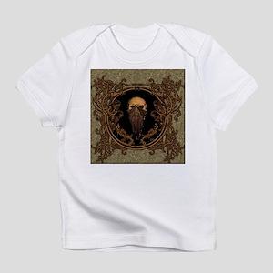 Amazing skull on a frame Infant T-Shirt