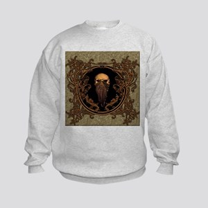 Amazing skull on a frame Sweatshirt