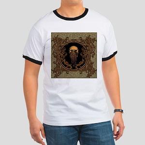 Amazing skull on a frame T-Shirt