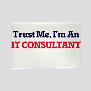 Trust me, I'm an It Consultant Magnets