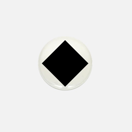 Black Diamond Ski Mini Button