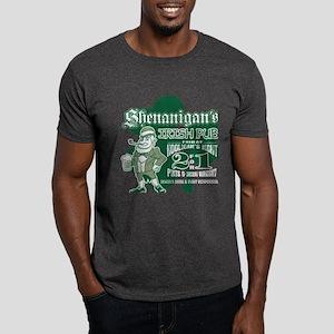 Shenanigan's Irish Pub (dark  Dark T-Shirt