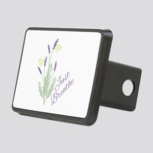 Just Breathe Hitch Cover