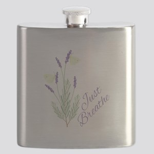 Just Breathe Flask