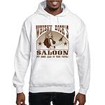 Whisky Dick's Saloon Hooded Sweatshirt