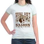 Whisky Dick's Saloon Jr. Ringer T-Shirt