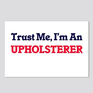 Trust me, I'm an Upholste Postcards (Package of 8)