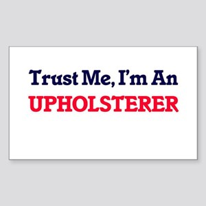 Trust me, I'm an Upholsterer Sticker