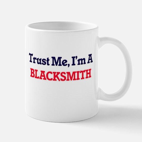 Trust me, I'm a Blacksmith Mugs