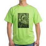 First Snowfall Green T-Shirt