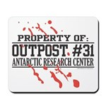 Outpost #31 Mousepad
