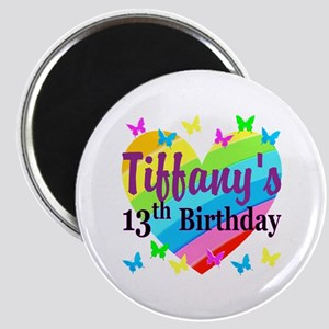 PERSONALIZED 13TH Magnet