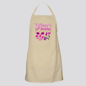 PERSONALIZED 13TH Apron