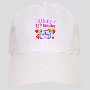 PERSONALIZED 13TH Cap