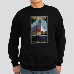 Bratislava Castle Sweatshirt
