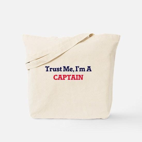 Trust me, I'm a Captain Tote Bag