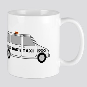 Dads Taxi My Other Ride Mug