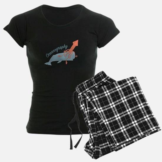Oceanography Pajamas