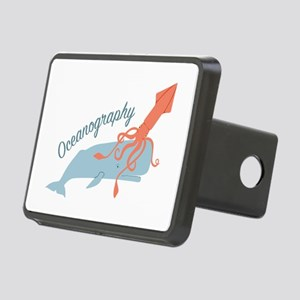 Oceanography Hitch Cover