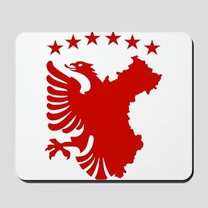 Shqipe - Autochthonous Flag Mousepad