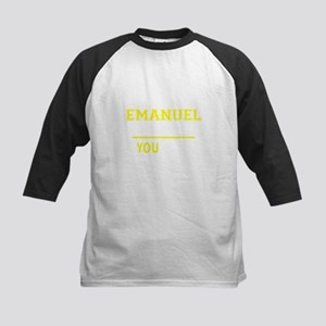 EMANUEL thing, you wouldn't unders Baseball Jersey