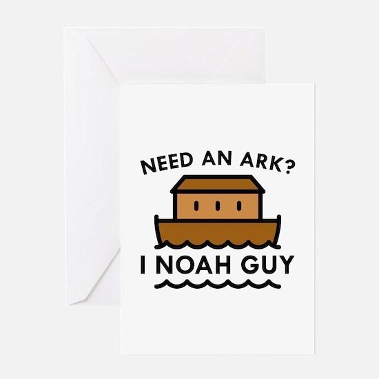 Need An Ark? Greeting Card