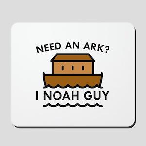 Need An Ark? Mousepad