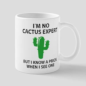 I'm No Cactus Expert Mug