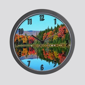 Misery pond Wall Clock