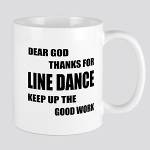 Some Learn Line dance Mug