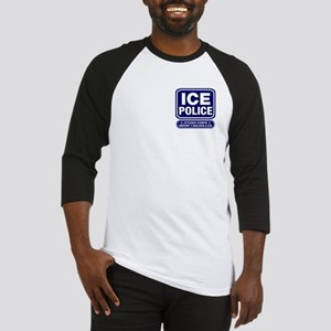 ICE Police Citizen Corps Baseball Jersey