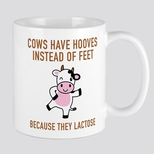 Cows Have Hooves Mug